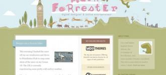 A Showcase Of Illustrative Websites